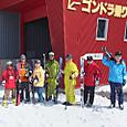 夏油スキー