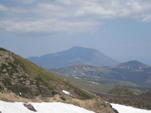 駒ヶ岳山開き