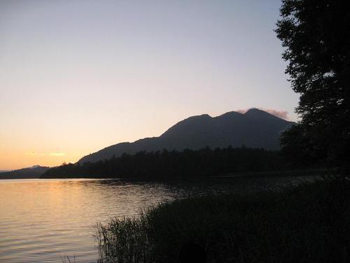 燧ケ岳登山